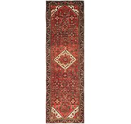 Link to 97cm x 320cm Hossainabad Persian Runner Rug