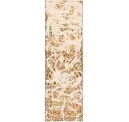 Link to 2' 8 x 8' 9 Ultra Vintage Persian Runner Rug