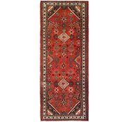 Link to 4' x 11' Hossainabad Persian Runner Rug