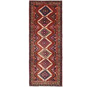 Link to 3' 4 x 10' Chenar Persian Runner Rug