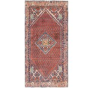 Link to 3' x 6' 4 Farahan Persian Runner Rug