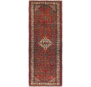 Link to 3' 5 x 9' 6 Hossainabad Persian Runner Rug