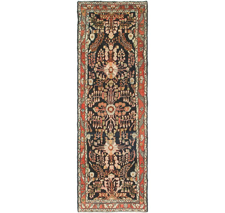 100cm x 312cm Mehraban Persian Runner...