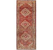 Link to 3' 4 x 9' 8 Farahan Persian Runner Rug