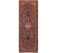 Link to 3' 7 x 10' 6 Mahal Persian Runner Rug