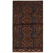 Link to 3' 2 x 5' 5 Balouch Persian Rug