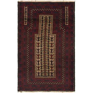 Link to 3' x 5' Balouch Persian Rug item page