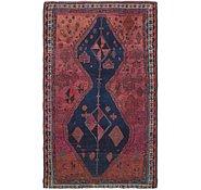 Link to 4' 9 x 8' Zanjan Persian Rug