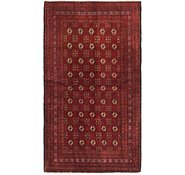 Link to 4' x 7' 2 Balouch Persian Runner Rug