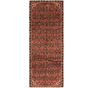 Link to 107cm x 287cm Hossainabad Persian Runner Rug