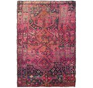 Link to 4' 8 x 7' Shiraz-Lori Persian Rug