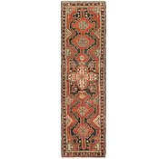 Link to 3' 5 x 13' Hamedan Persian Runner Rug