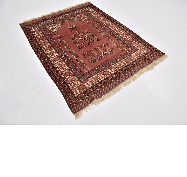 4' x 5' 6 Lahour Rug