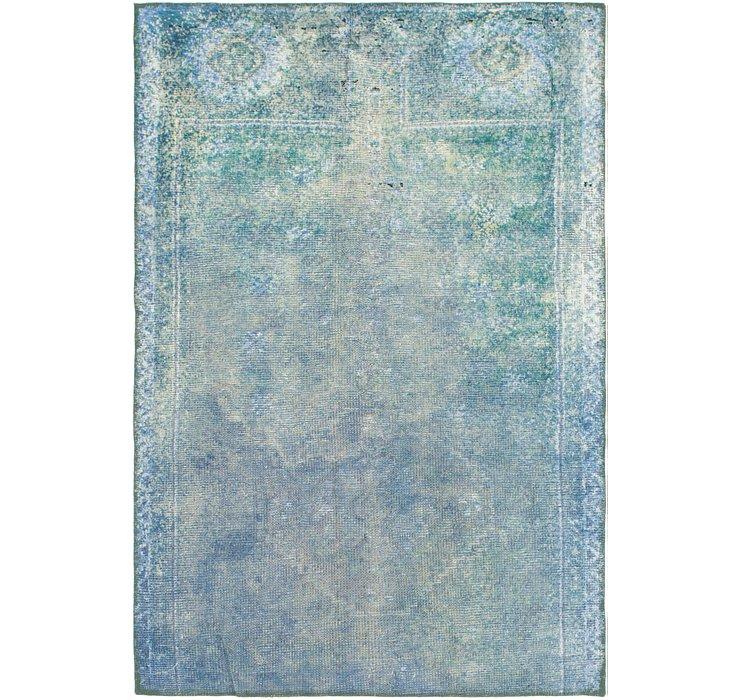 115cm x 170cm Ultra Vintage Persian Rug