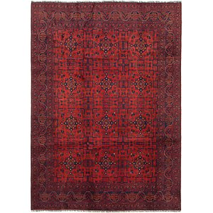 HandKnotted 6' 10 x 9' 5 Khal Mohammadi Rug