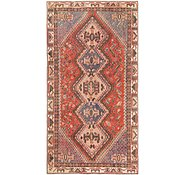 Link to 4' 10 x 9' 4 Hamedan Persian Runner Rug