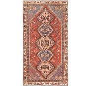 Link to 147cm x 285cm Hamedan Persian Runner Rug