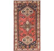 Link to 152cm x 300cm Hamedan Persian Runner Rug