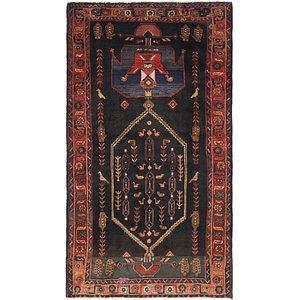 5' x 8' 9 Sirjan Persian Rug