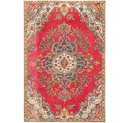 Link to 5' 2 x 7' 9 Tabriz Persian Rug