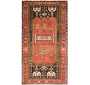 Link to 4' 10 x 9' 2 Sirjan Persian Runner Rug