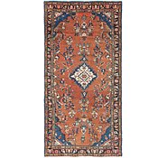 Link to 4' 3 x 8' 7 Hamedan Persian Runner Rug