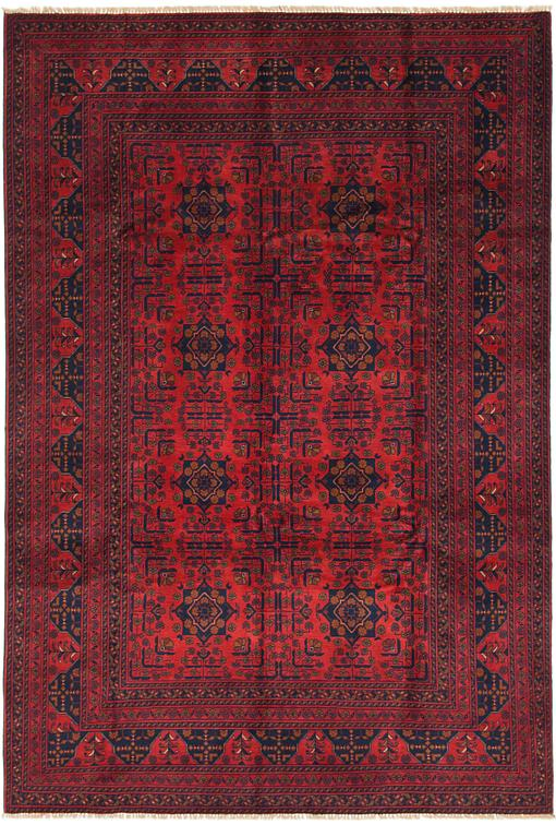 Burgundy 6 7 X 9 8 Khal Mohammadi Rug Oriental Rugs