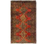 Link to 80cm x 140cm Senneh Persian Rug
