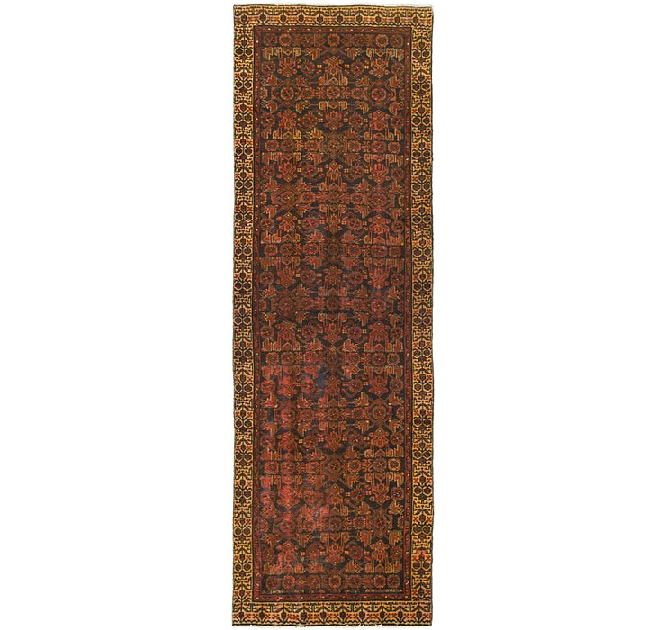 3' x 9' 8 Malayer Persian Runner ...