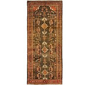 Link to 3' 5 x 8' 5 Hamedan Persian Runner Rug