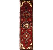 Link to 2' 10 x 12' Hamedan Persian Runner Rug