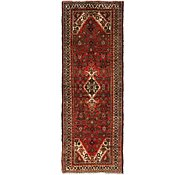 Link to 105cm x 292cm Hamedan Persian Runner Rug