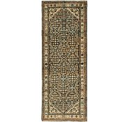 Link to 117cm x 328cm Hossainabad Persian Runner Rug