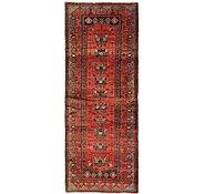 Link to 3' 9 x 9' 8 Hamedan Persian Runner Rug