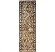 Link to 3' 5 x 10' 6 Hamedan Persian Runner Rug