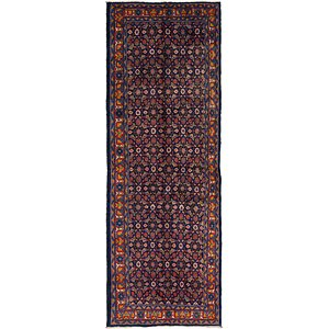 Link to 117cm x 325cm Farahan Persian Runner... item page