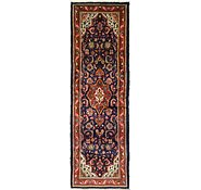 Link to 112cm x 348cm Mahal Persian Runner Rug