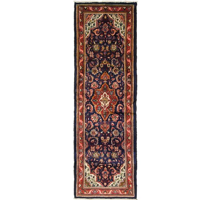 3' 8 x 11' 5 Mahal Persian Runner Rug