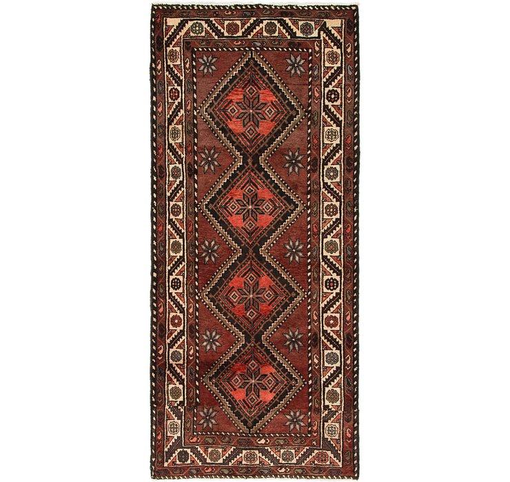 3' 8 x 8' 6 Chenar Persian Runner Rug
