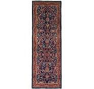 Link to 3' 6 x 10' 6 Mahal Persian Runner Rug