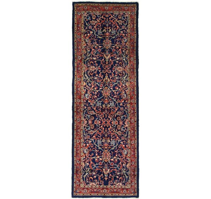 107cm x 320cm Mahal Persian Runner Rug