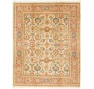 Link to 7' 10 x 9' 10 Kashan Rug