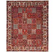 Link to 9' x 10' 10 Bakhtiar Persian Rug