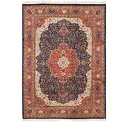Link to 8' 2 x 11' 4 Tabriz Oriental Rug