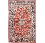 Link to 7' 6 x 11' 3 Mashad Persian Rug