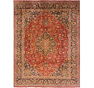 Link to 9' 6 x 12' 10 Mashad Persian Rug