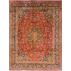 Link to 9' 6 x 12' 10 Mashad Persian Rug item page