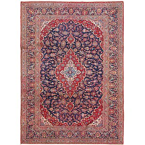 Link to 275cm x 373cm Mashad Persian Rug item page