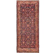 Link to 3' 6 x 8' 3 Hossainabad Persian Runner Rug