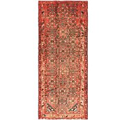Link to 3' 6 x 8' 10 Hossainabad Persian Runner Rug